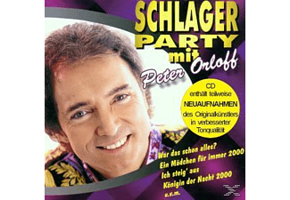 Peter Orloff - Schlagerparty Mit (Enthält Re-Recordings) [CD]