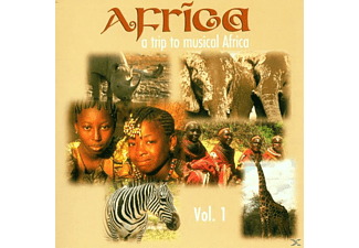 VARIOUS - Afrika Vol.1 - (CD)