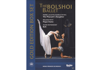 Various, The Bolshoi Theatre Orchestra - Pharao's Daughter/Pique Dame/Bolt [DVD]