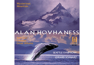 Gerard Schwarz, Seattle Symphony Orchestra - Mysterious Mountain/And God Created Great Whales - (CD)