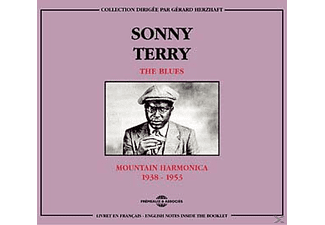Sonny Terry - The Blues 1938-1953 - (CD)