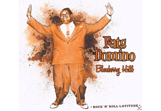 Fats Domino - Blueberry Hill - (CD)