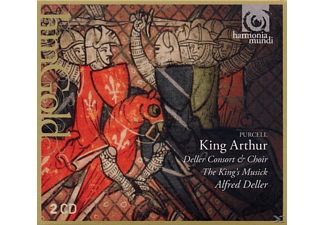 VARIOUS - Purcell: King Arthur - (CD)