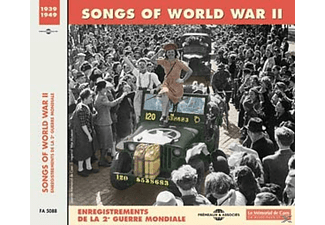 Various - Songs Of World War Ii - (CD)