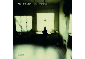 Meredith Monk, Meredith/vocal Ensemble/+ Monk - Impermanence [CD]
