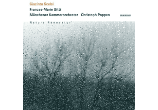 Francis Uitti, Uitti,Frances-Marie/Poppen,Christoph/MKO - NATURA RENOVATUR - (CD)