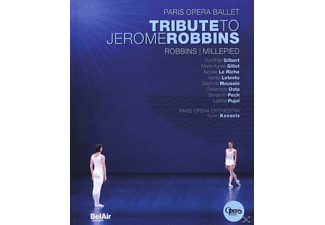 Robbins/Millepied/Pariser Oper Ballett - Tribute To Jerome Robbins - (Blu-ray)