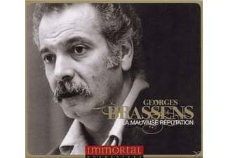 Georges Brassens - La Mauvaise Reputation - (CD)