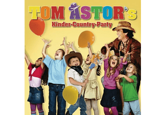 Tom Astor - Kinder-Country-Party [CD]