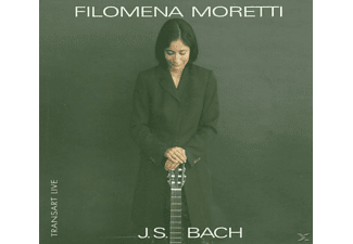 Filomena Moretti - Gitarrenwerke Vol.1 [CD]