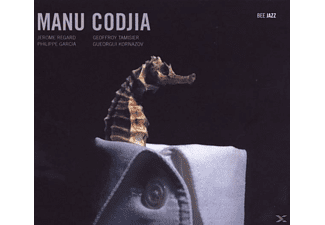 Manu Codjia - FROM THE OUTSET - (CD)