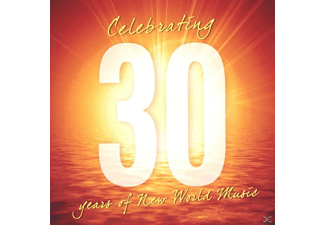 VARIOUS - Celebrating 30 years of New World Music - (CD)