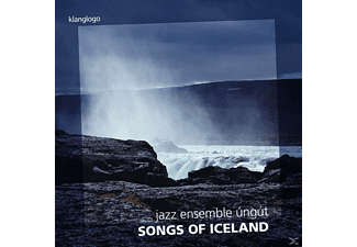 Jazz Ensemble Ungút - Songs of Iceland - (CD)