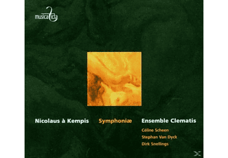De Failly, De Failly/Ensemble Clematis/+ - Symphoniae - (CD)
