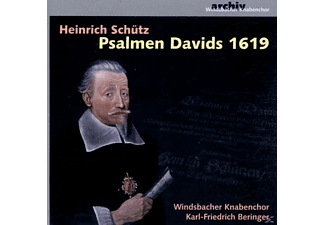 Windsbacher Knabenchor - Psalmen Davids 1619 - (CD)