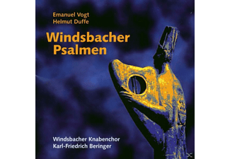 Windsbacher Knabenchor - Windsbacher Psalmen 1 - (CD)