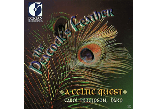 Carol Thompson - The Peacock's Feather - (CD)