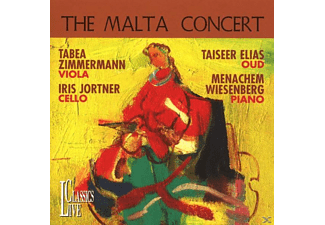 Wiesenberg - The Malta Concert - (CD)