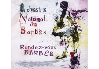 Orchestre National De Barbès - Rendez-Vouz Barbes - (CD)