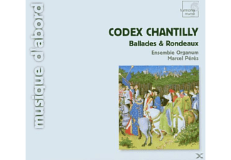 Ensemble Organum - Codex Chantilly - (CD)