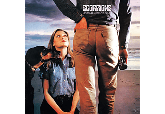 The Scorpions - Animal Magnetism (50th Anniversary Deluxe Edition) - (LP + Bonus-CD)