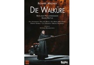 VARIOUS - Richard Wagner: Die Walküre - (DVD)