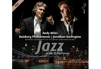 Miles/Darlington/Duisburg Philharmonic - Jazz At The Philharmonic - (CD)