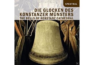 Andreas Philipp - DIE GLOCKEN D.KONSTANZER MÜNSTERS - (CD)