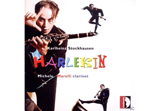 Michele Marelli - Harlekin - (CD)