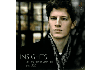 Alexander Krichel - Insights - (CD)