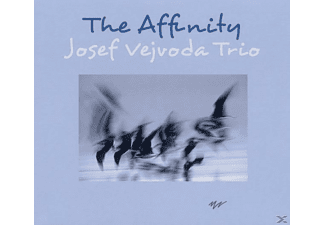 Josef Vejvoda Trio - The Affinity - (CD)