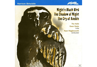 Slade, Halle, Wigglesworth - Night's Black Bird/The Shadow Of Light/+ [CD]