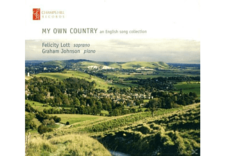 The Johnson - My Own Country-Eine Englische Liedersammlung - (CD)