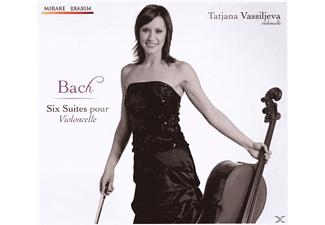 Tatjana Vassilieva - Suite fuer Cello - (CD)