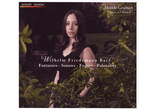 Maude Gratton - Fantasie, Sonates, Fugues XX - (CD)