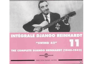Django Reinhardt - Swing-The Complete Django Reinhard 1940-42 - (CD)