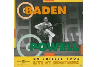 Baden Powell - Live At Montreux 1995 - (CD)