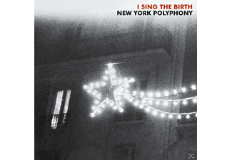 New York Polyphony - I Sing The Birth/Christmas - (CD)