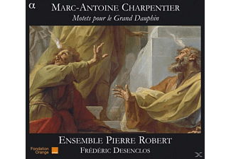 Ens Pierre Robert - Marc-Antoine Charpentier: Motetten für den Grand Dauphin - (CD)