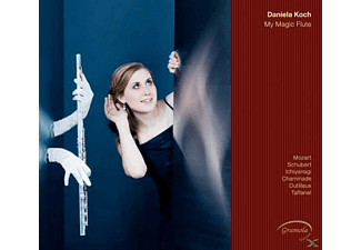 Daniela Koch, Koch,Daniela/Reif,Christian - My Magic Flute - (CD)
