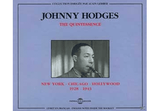 Johnny Hodges - The Quintessence 1928-194 - (CD)