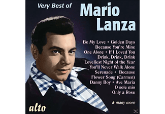 Mario Lanza - The Very Best of Mario Lanza - (CD)
