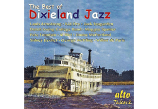 VARIOUS - The Best Of Dixieland Jazz - (CD)