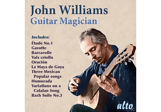 John Williams - John Williams-Guitar Magician [CD]