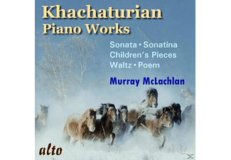 Murray McLachlan - Khatchaturian Piano Works - (CD)