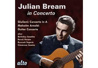 Julian Bream, Melos Ensemble, Malcolm Henry Arnold - Julian Bream in Concerto - (CD)