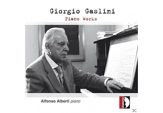 Alfonso: Piano Alberti - Piano Works - (CD)
