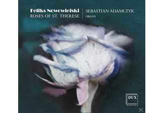 Sebastian Adamczyk - Roses of St.Therese-Orgelwerke - (CD)