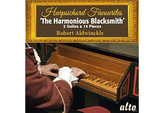 Robert Aldwinckle - Harpsichord Favourites [CD]