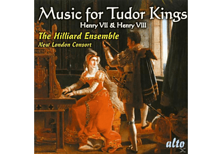 The Hilliard Ensemble - Music For The Tudor Kings - (CD)